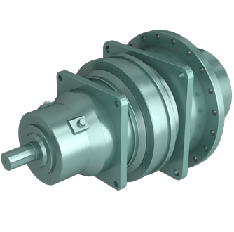 P Type heavy industrial planetary gear box