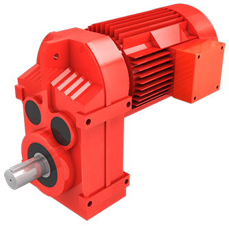 F Type  Parallel Shaft Helical Gear Reducer