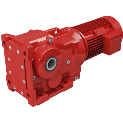 EWK Type Helical-bevel Gear Reducer