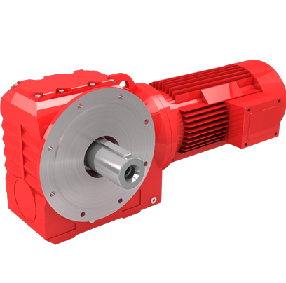 EWS Type Helical worm Gear Reducer